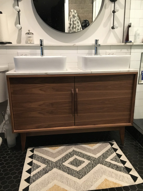Any Of Our Cabinets Can Be Made To Use As A Bathroom Vanity Please Note That You Would Purchasing The Cabinet Only Counter Top Sinks And Faucet