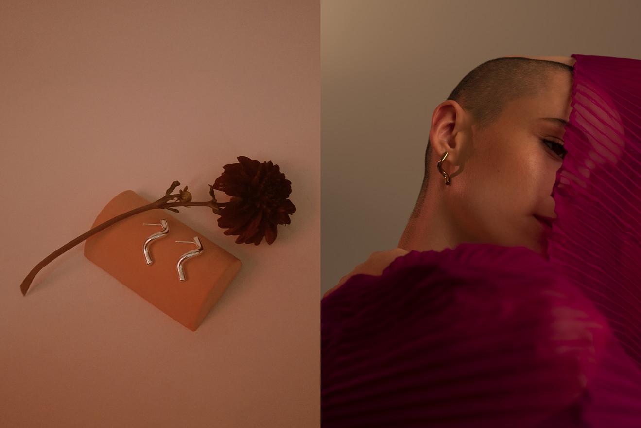 CONFETTIS earrings