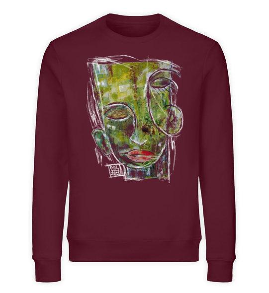 I Think  - Unisex Organic Sweatshirt