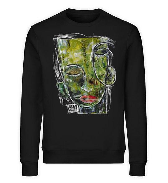 Ein anderer Blickwinkel  - Unisex Organic Sweatshirt
