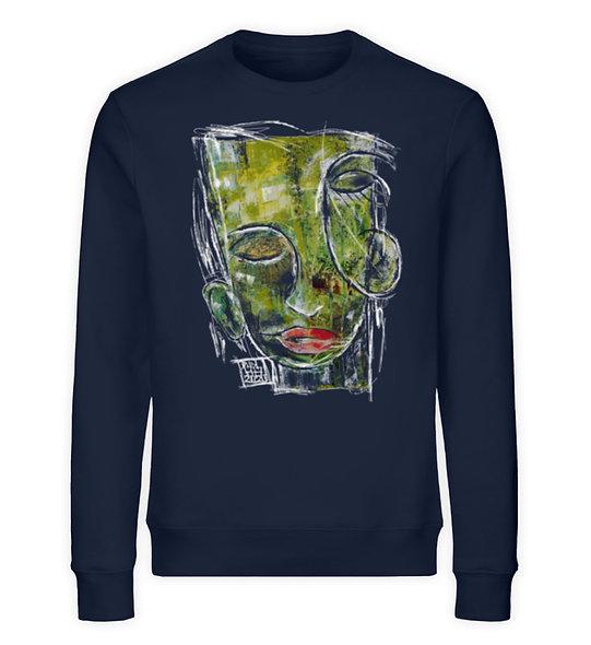I Think Sweater  - Unisex Organic Sweatshirt