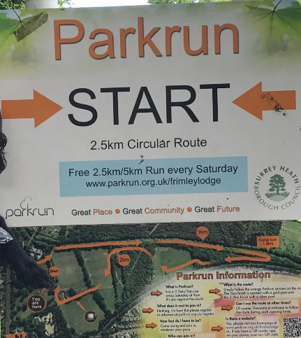 Canicrossers guide to Parkrun