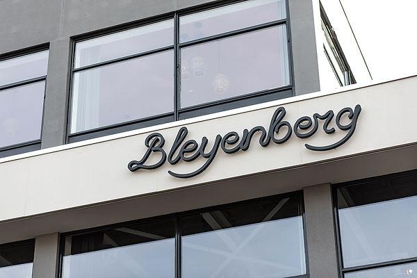 Bleyenberg Sign