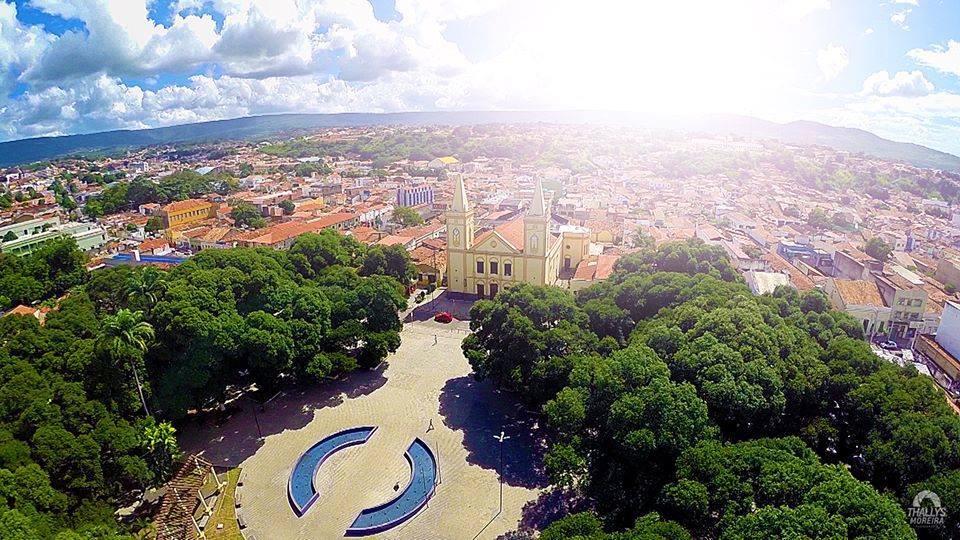 Praça da Sé - Crato