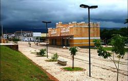 Praça da Reffsa-Crato