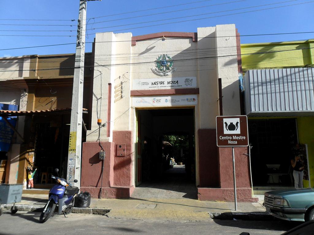 Centro Cultural Mestre Noza - Juazeiro do Norte
