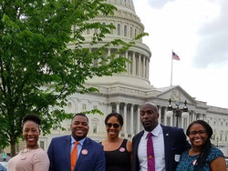 HBCU Collective Leadership and participants