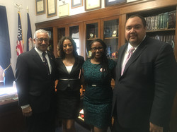 HBCU Collective meeting with Congressman Bobby Scott