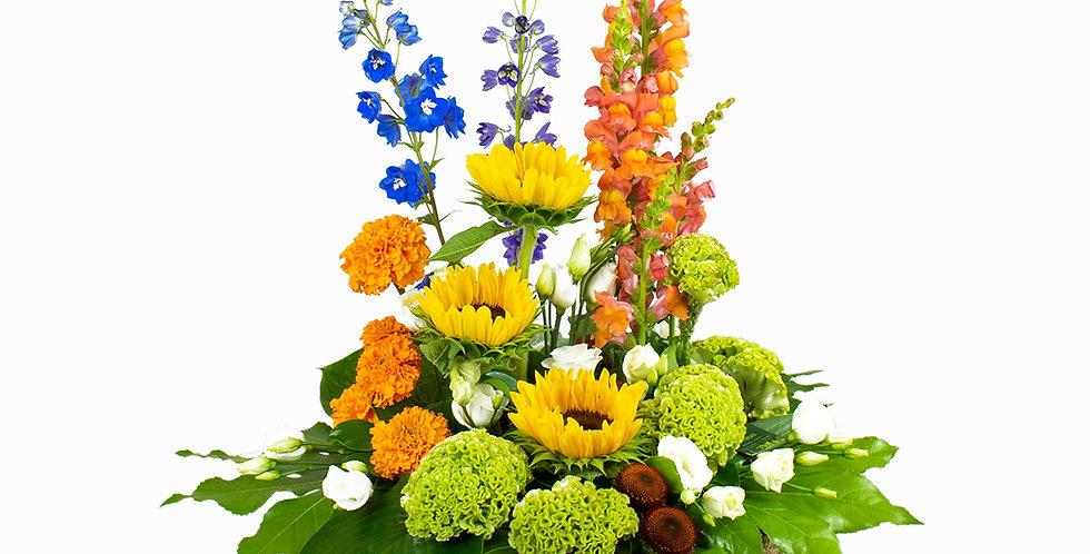 """Arrangement """"jardin"""""""