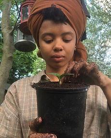 Poppy Okotcha - Regenerative Activist & Permaculture Grower