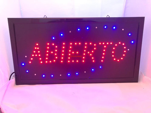 LETREROS LUMINOSOS LED