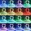 Thumbnail: PAQUETE 10 TIRAS LED RGB MAYOREO