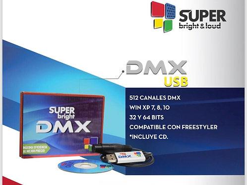 INTERFACE SUPER BRIGHT USB FREESTYLER