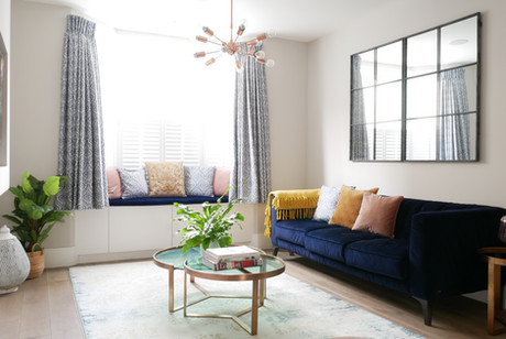 Minimal modern interior