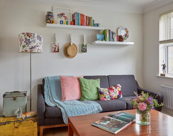Pembridge living room