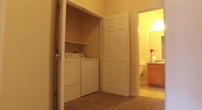 One bedroom video tour