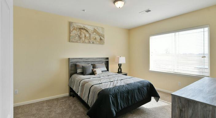 Two bedroom master bedroom