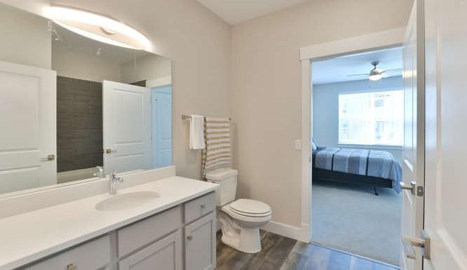 Two bedroom 2nd bathroom