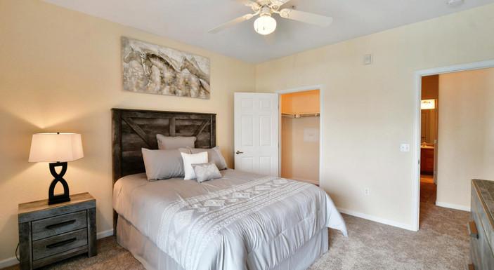 One bedroom master bedroom