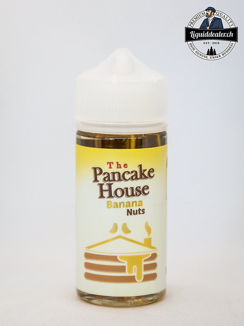 The Pancake House Banana Nuts