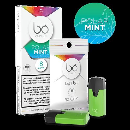 BO Caps Polar Mint (2er Pack)