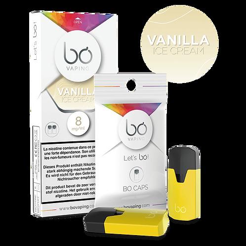 BO Caps Vanilla Ice Cream (2er Pack)