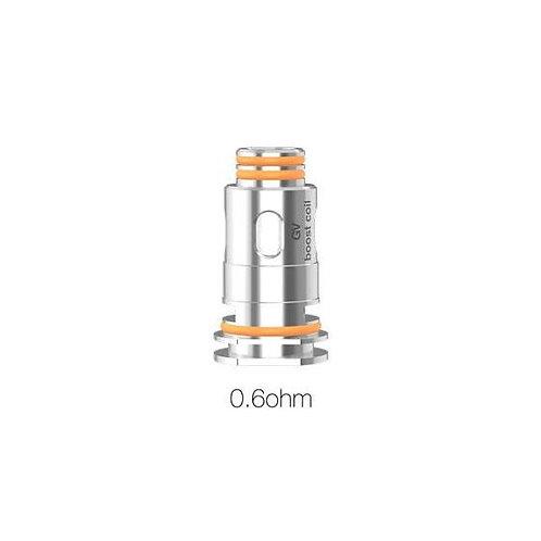 5 x GeekVape AEGIS Boost Coils, 0.6ohm