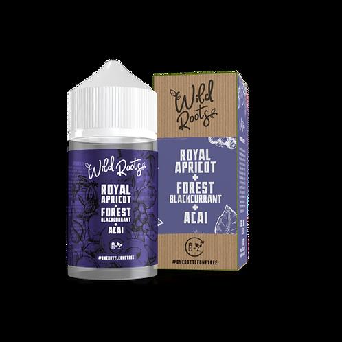 Wild Roots - Royal Apricot - 50ml - Shortfill