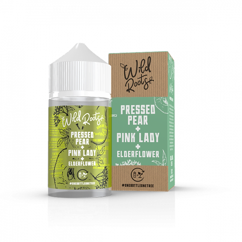 Wild Roots - Pressed Pear - 50ml - Shortfill