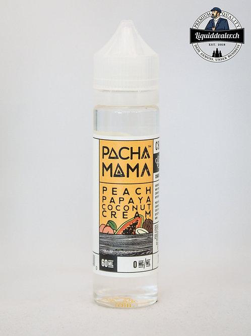 Pacha Mama Peach Papaya Coconut Cream by Charlie's Chalk Dust