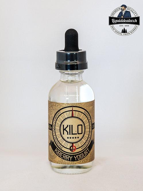 Kiberry Joghurt by KILO Liquids