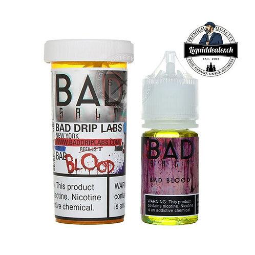 BAD BLOOD BY BAD SALT 30ML