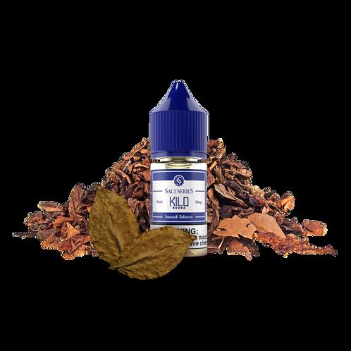 Smooth Tabacco Series by KILO Liquids