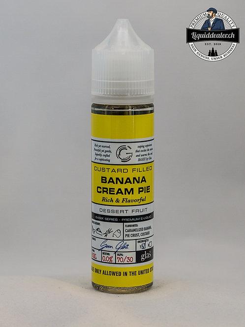 Glas Vape Basix Series -Banana Cream Pie