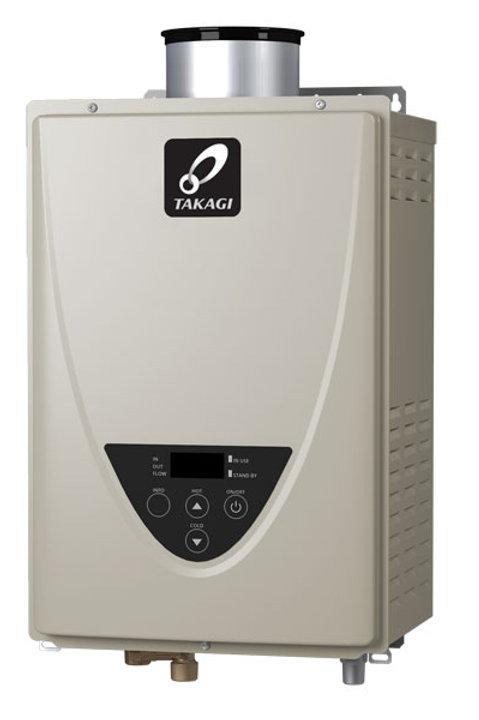 Calentador de agua sin tanque TAKAGI