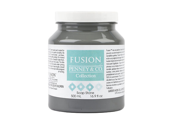 Fusion Mineral Paint - Soap Stone - 500ml