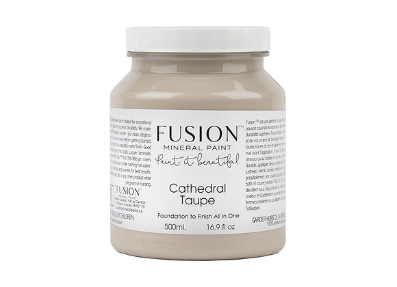 Fusion Mineral Paint - Cathedral Taupe - 500ml