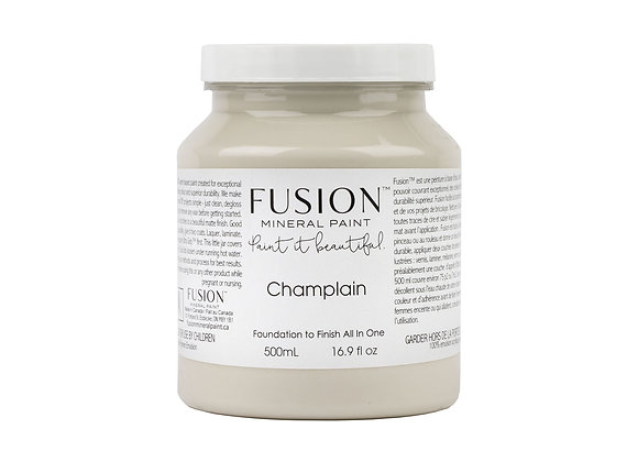 Fusion Mineral Paint - Champlain - 500ml