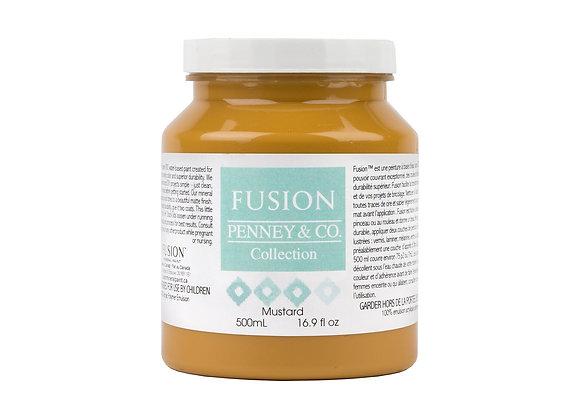 Fusion Mineral Paint - Mustard - 500ml
