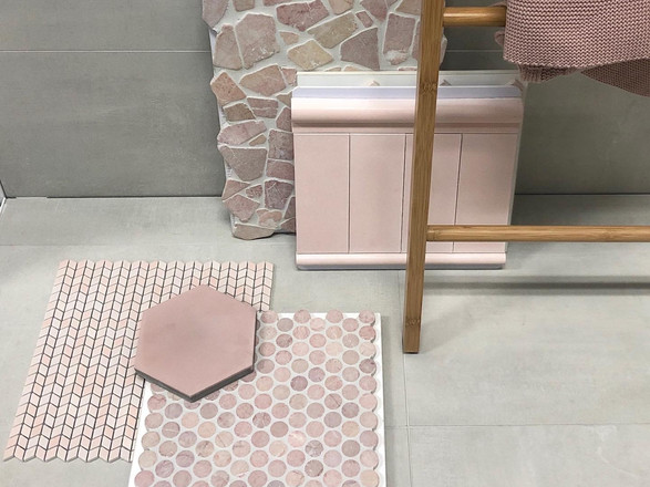 Italian tiles availabe at K & H Interiors..