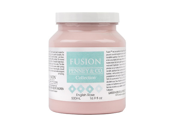 Fusion Mineral Paint - English Rose - 500ml