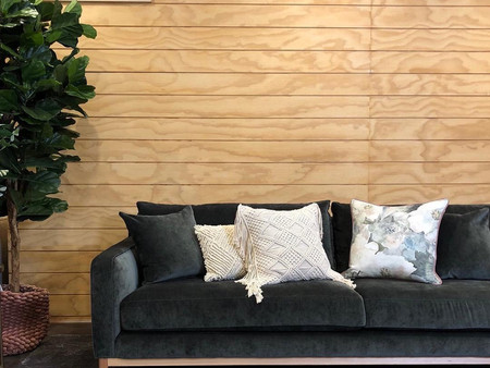 Molmic sofas avalable at K & H Interiors.