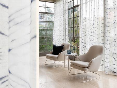 James Dunlop Textiles available at K & H Interiors.