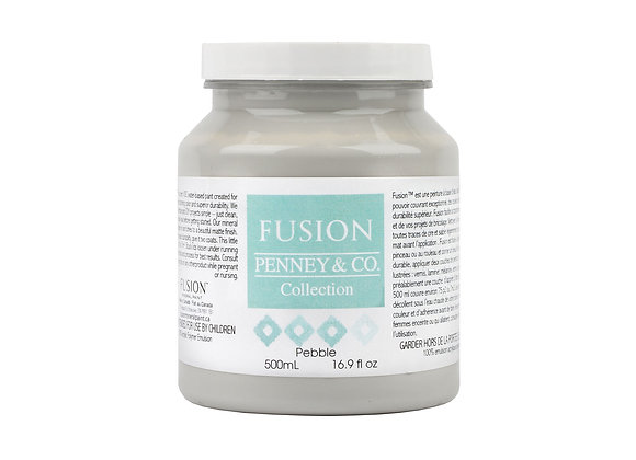 Fusion Mineral Paint - Pebble - 500ml