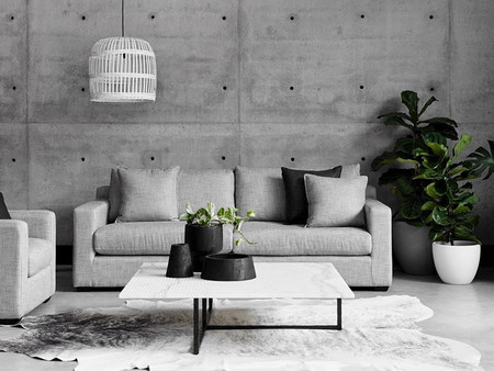 Molmic sofas available at K & H Interiors.