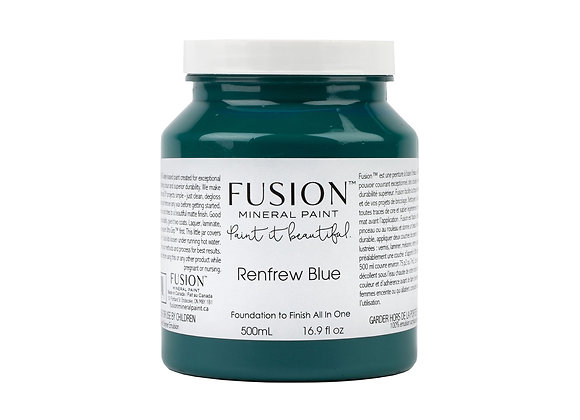 Fusion Mineral Paint - Renfrew Blue - 500ml