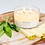 Thumbnail: Meeraboo Soy Candle - Gold Lid - Mint Mojito