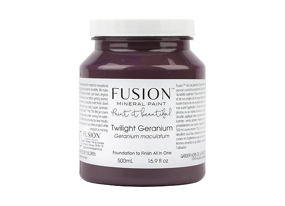 Fusion Mineral Paint - Twilight Geranium - 500ml