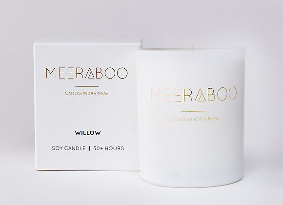 Meeraboo Soy Candle - Willow