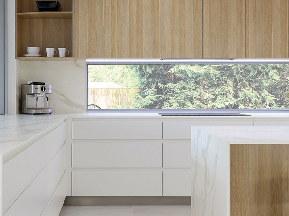 Polytec cabinetry
